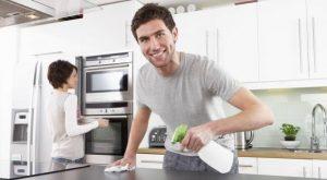 راه های کمک گرفتن در کارهای خانه