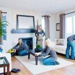 راهنمای خانه تکانی اساسی در 30 روز