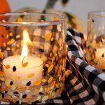 آموزش ساخت جا شمعی با لیوان+تصاویر