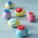 رنگ آمیزی تخم مرغ هفت سین ساده وزیبا+تصاویر