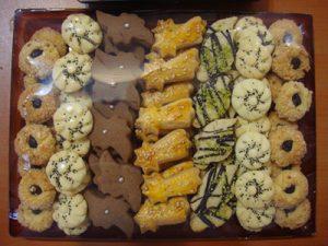 شیرینی های عید