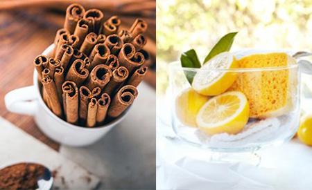 از بین بردن بوی غذا در خانه با ترفندهایی ساده