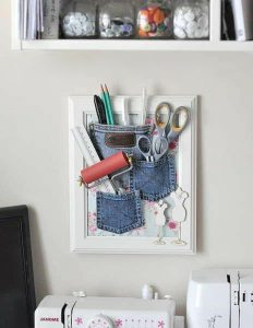 ساخت وسایل کاربردی برای نظم دهی به خانه+تصاویر