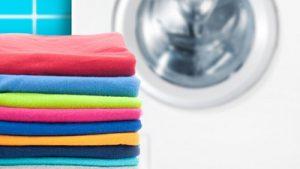 شستن لباس در لباسشویی با کمترین میزان آب