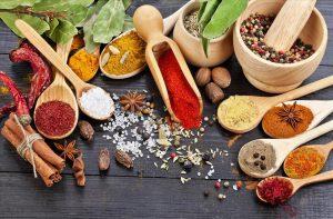 آشنایی با ادویه های غذاهای مختلف