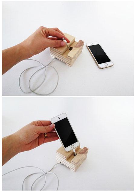 ساخت نگهدارنده موبایل