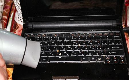 طرز تمیز کردن کامپیوتر