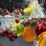 آشنایی با نحوه شستن میوه ها و مراقبت از آنها