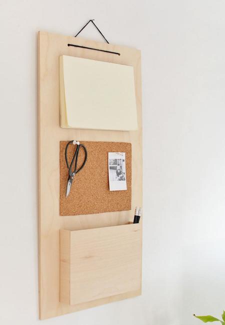آموزش درست کردن باکس یادداشت دیواری+تصاویر