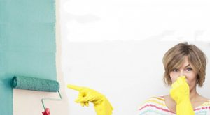 راههای برای از بین بردن بوی رنگ در خانه