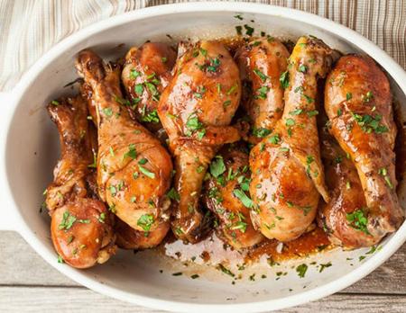 اصول پخت مرغ