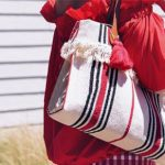 آموزش دوخت کیف زنانه با برزنت+تصاویر