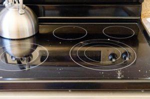 راهنمای تمیز کردن گاز شیشه ای با جوش شیرین