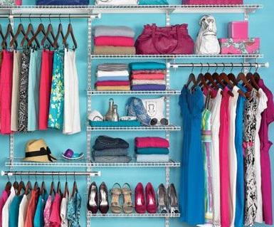 کدام لباس ها را تا و کدام را آویزان کنیم؟