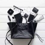 راحت ترین روش نگهداری کیف دستی چرم