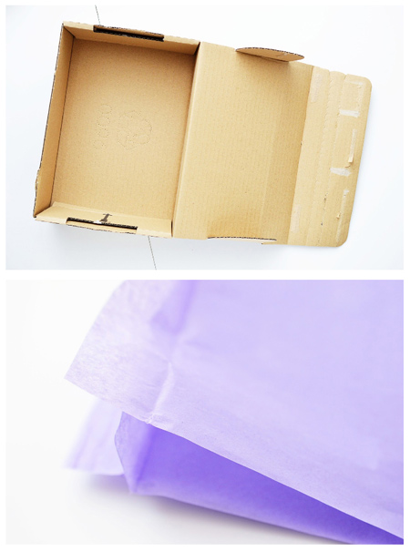 ساخت باکس هدیه