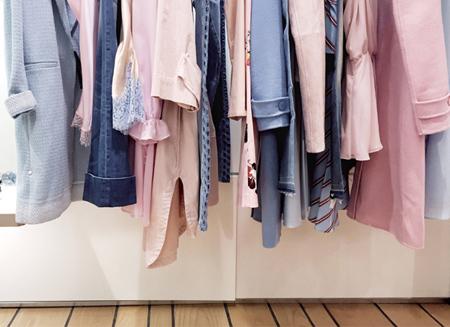 نگهداری از لباس