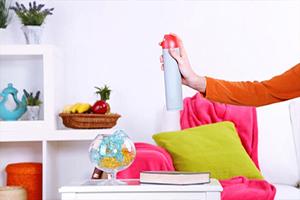 نکاتی برای خوشبو کردن خانه و وسایل