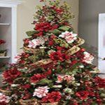 مدل هایی برای تزئین درخت کریسمس + تصاویر