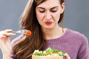 چگونه تلخی غذا را از بین ببریم؟