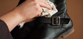 نکات اساسی برای نگهداری و تمیز کردن کفش های زمستانی