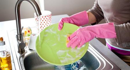 راهنمای ظرف شستن