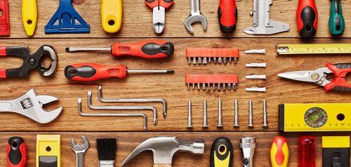 ابزار ضروری برای خانه