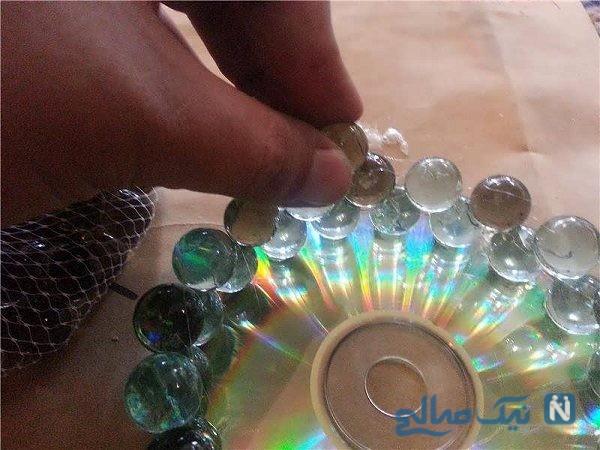 از بین بردن خش سی دی