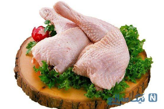 روش ذوب کردن یخ مرغ منجمد