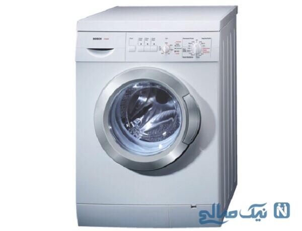 لباسشویی توکار بوش