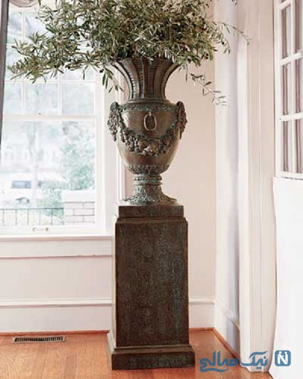 گلدان برای دکوراسیون