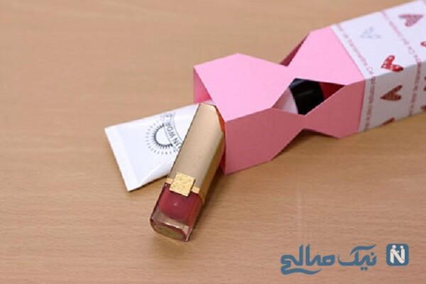 ساخت جعبه هدیه برای روزمادر+تصاویر