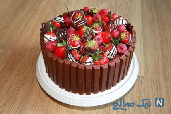 ترفندهای کیک پزی