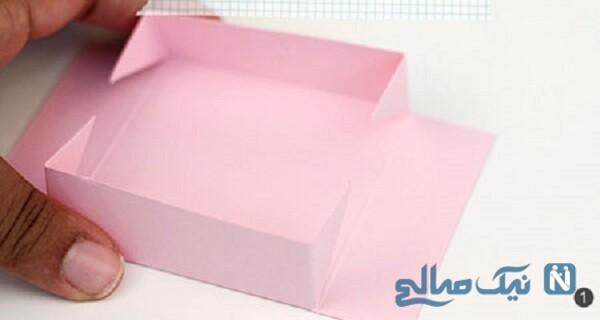 ساخت جعبه گلبرگی