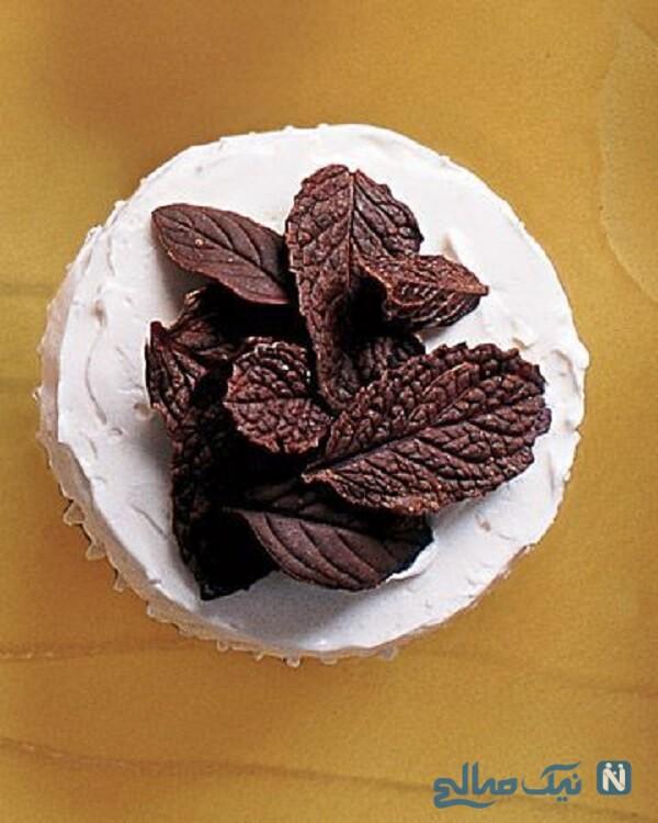 ایده تزیین شکلات
