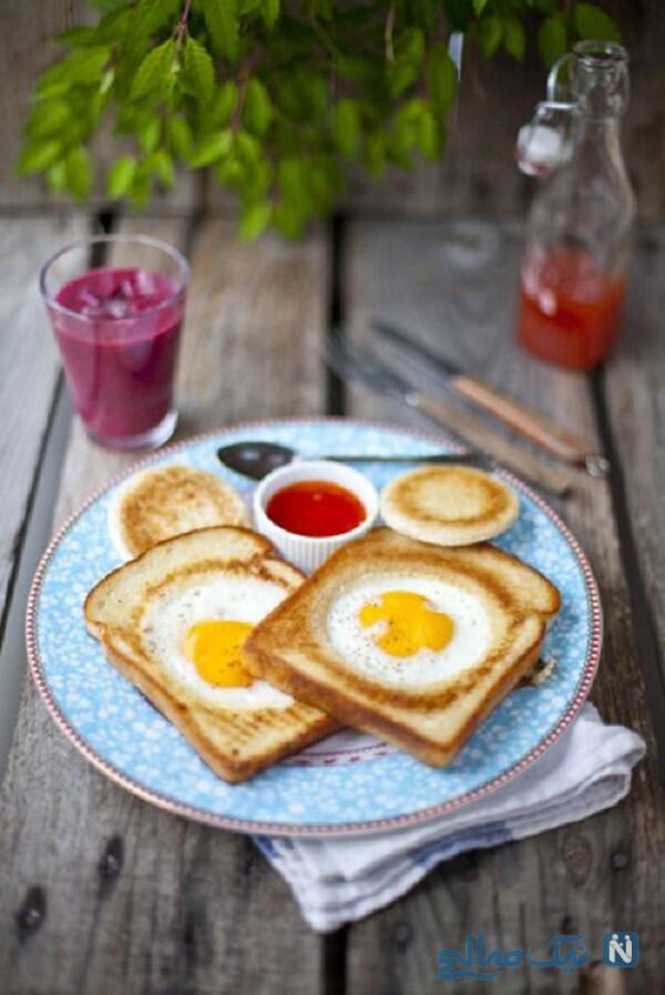 ایده تزیین تخمه مرغ