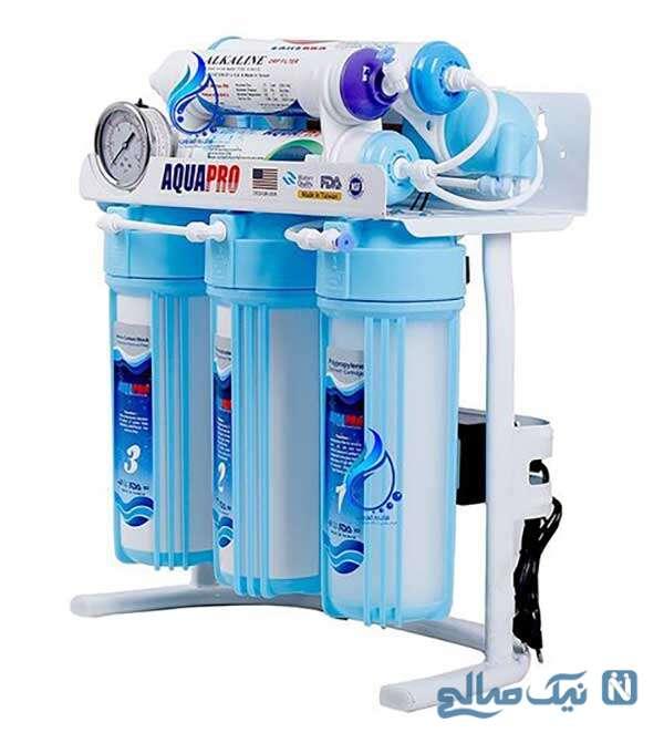 فروشگاه اینترنتی دستگاه تصفیه آب خانگی راد گستر نوین