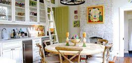 چطور آشپزخانه را تبدیل به قلب خانه کنیم؟ +تصاویر