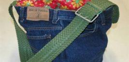 جدیدترین و شیک ترین مدل کیف های جین دخترانه +تصاویر