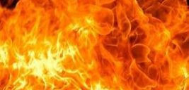 زنده زنده سوختن دو خواهر خردسال در میان شعله های آتش