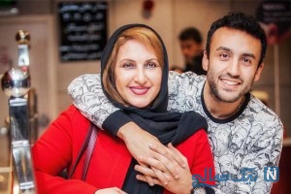 بهاره رهنما و فاطمه گودرزی با پسرش در جمع بیماران ام اس + تصاویر