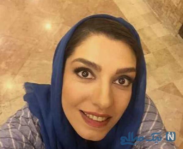 توضیح الیکا عبدالرزاقی درباره هزینه گزاف لباس هنرمندان در جشن حافظ + تصاویر