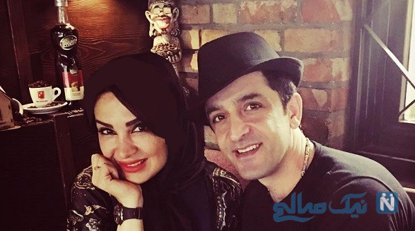 عکس های زیبا و جدید مجید یاسر و همسر بازیگرش مهشید حبیبی + بیوگرافی
