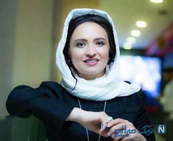 عکس های جالب گلاره عباسی در نمایشگاه عکس فیلم لانتوری