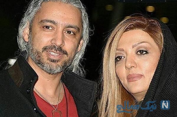 عکس های جدید و متفاوت مازیار فلاحی خواننده معروف پاپ و همسرش + بیوگرافی