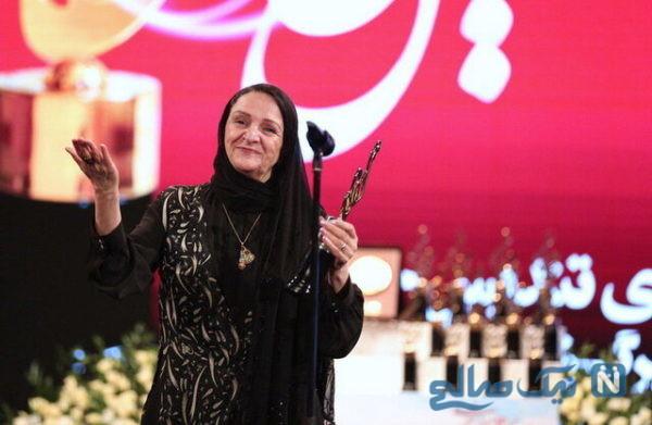 قیمت بعضی از لباس های بازیگران کشورمان در جشن حافظ!