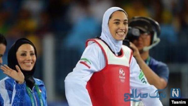واکنش بازیگران مشهور به افتخار آفرینی کیمیا علیزاده در المپیک ریو + تصاویر