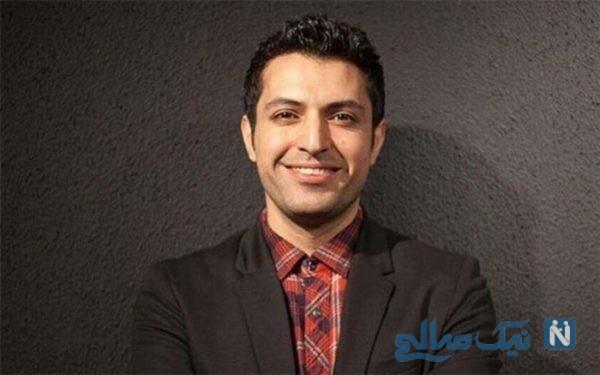 بیوگرافی اشکان خطیبی بازیگر سینما و تلویزیون و ماجرای ازدواجش + تصاویر