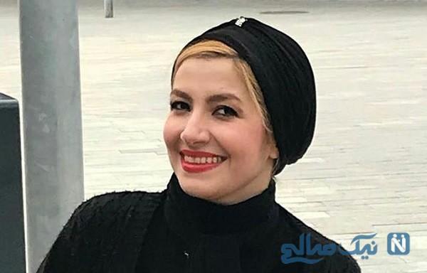 عکس ها و بیوگرافی ملیکا زارعی خاله شادونه بچه ها و خواهر مریلا زارعی + ازدواج و همسرش