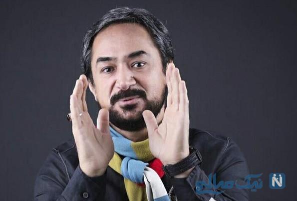 عکس های محمد حاتمی بازیگر سریال های محبوب تلویزیونی با همسر و فرزندان + بیوگرافی